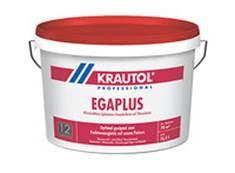 KRAUTOL EGAPLUS; Fassadenfarbe Weiß, 12,5 Ltr. / Eimer