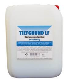 Acryl‐Hydrosol Tiefgrund LF 40 – 10 Liter Gebinde